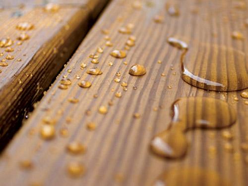 Alles over het waterdicht maken van hout - Hout waterdicht