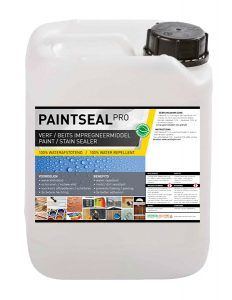 Paintseal Pro - verf beits waterafstotend schimmelwerend maken