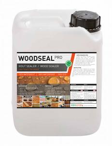woodseal pro hout behandelen impregneren waterdicht