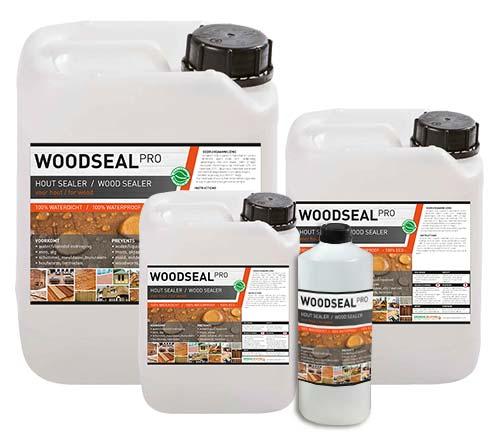 Woodseal Pro, impregneermiddel hout